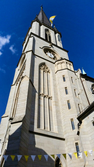 Die Basilika St. Ida in Herzfeld. Foto: SMMP