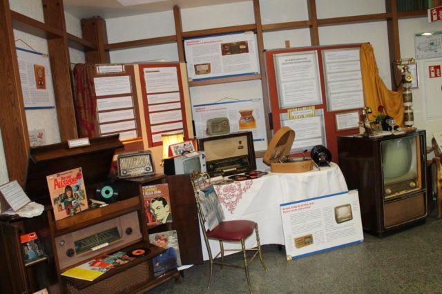 Ausstellung im Haus Maria Regina